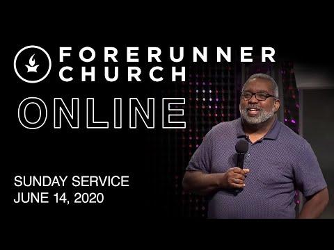 Sunday Service  IHOPKC + Forerunner Church  June 14