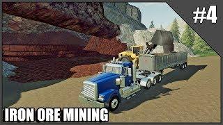 Mining Operations #4 - Iron Ore Mining - Pleasant Valley FS19