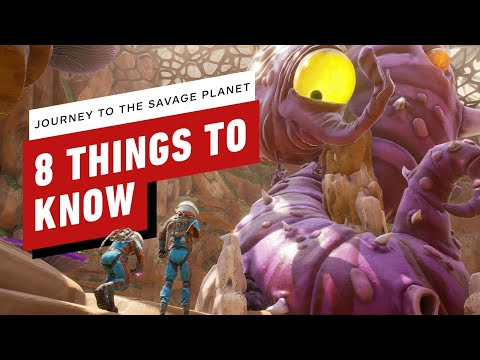8 Things You Need to Know About Journey to the Savage Planet - UCKy1dAqELo0zrOtPkf0eTMw