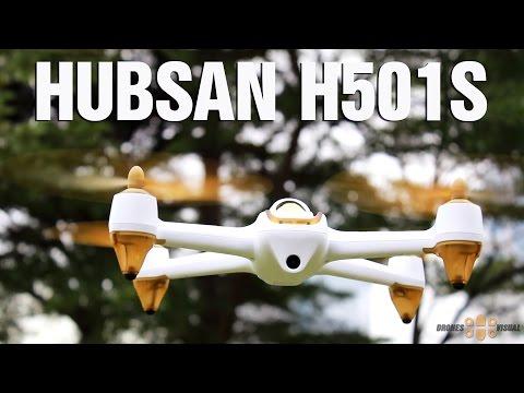 Hubsan H501S X4 FPV Drone Review English Part 2 - UC2nJRZhwJ1XHmhiSUK3HqKA