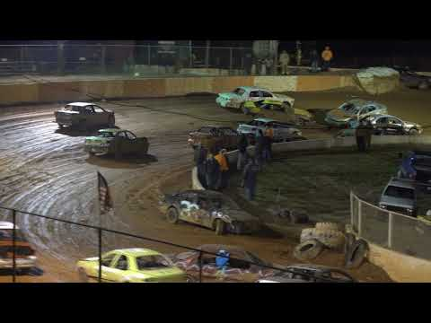 Part 2 - Enduro - East Lincoln Motor Speedway 1/16/21 - dirt track racing video image