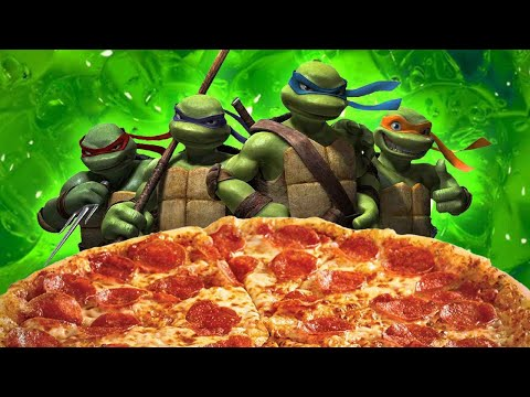 OPINION: The Ninja Turtles Have Bad Taste in Pizza - Up At Noon Live! - UCKy1dAqELo0zrOtPkf0eTMw