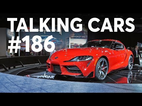 2019 Detroit Auto Show   Talking Cars with Consumer Reports #186 - UCOClvgLYa7g75eIaTdwj_vg