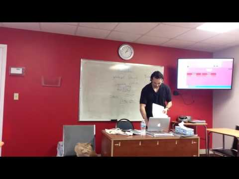 OTP English Lesson - Richard - Activate Phase - Game II
