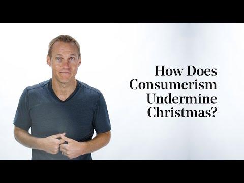 David Platt  How Does Consumerism Undermine Christmas?