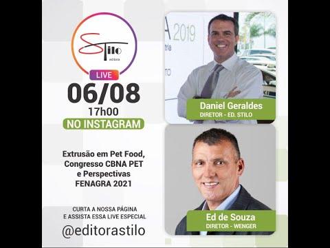 Live com Ed de Souza - Wenger