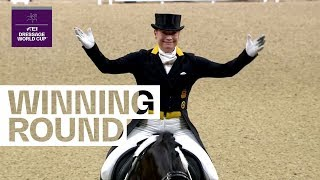 Werth & Weihegold on top with superb performance in Gothenburg | FEI Dressage World Cup™ FINAL