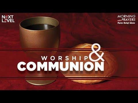 Next Level Prayers  Worship & Communion  Pst Bolaji Idowu & Efe Nathan  23rd June 2021