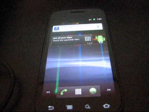 How to flash the Matr1x Kernel on the Nexus S / S 4G and overclock to 1.4Ghz - UCbR6jJpva9VIIAHTse4C3hw