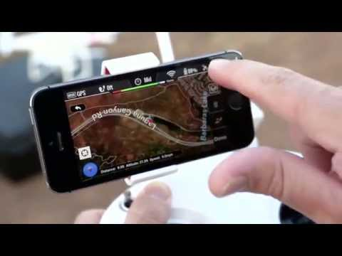 DJI Phantom Automated Flying with Waypoints, how to do it.