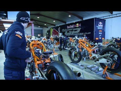 New Bike Features - Red Bull MotoGP Rookies Cup 2013 - UCblfuW_4rakIf2h6aqANefA