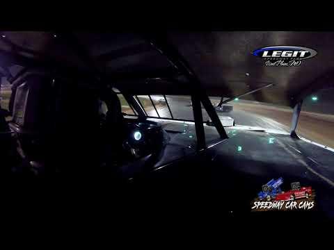 #J3 Tyler Worley - Super Stock - 5-29-2021 Legit Speedway Park - In Car Camera - dirt track racing video image