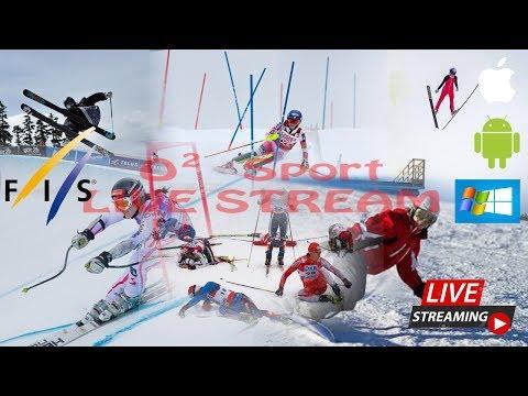 World Championship - Slalom, Åre, Sweden LIVE