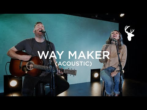 Way Maker and Cornerstone (Acoustic) - The McClure's  Moment