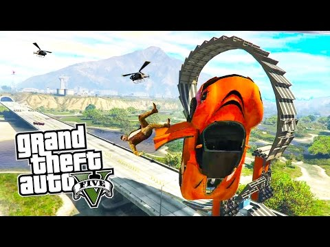 GTA 5 PC Online - EPIC Stunts & Jumps Races! GTA 5 PC Racing Online! (GTA 5 PC Gameplay Online) - UC2wKfjlioOCLP4xQMOWNcgg