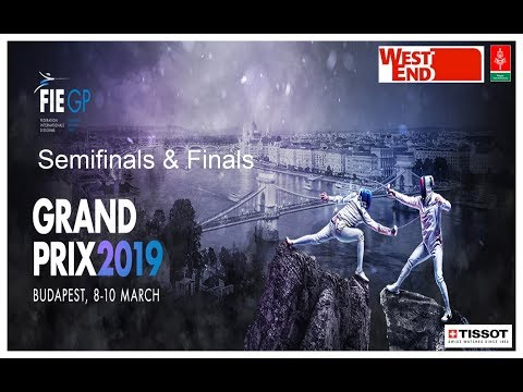 Budapest Epee Grand Prix 2019 - Finals