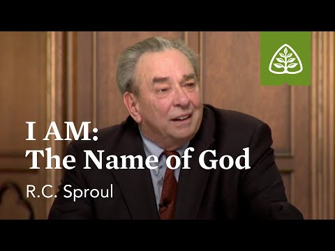 I AM: The Name of God - Moses and the Burning Bush with R.C. Sproul