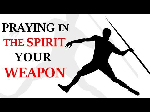 PRAYING IN THE SPIRIT, YOUR WEAPON - BIBLE PREACHING  PASTOR SEAN PINDER