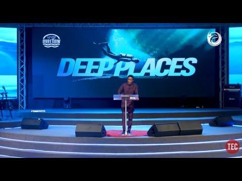 DEEP PLACES  GODMAN AKINLABI (SUNDAY SERVICE MAY 10TH 2020)