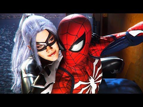 Spider-Man PS4 Black Cat DLC Full 100% Walkthrough Gameplay! (Spiderman PS4 DLC Gameplay) - UC2wKfjlioOCLP4xQMOWNcgg