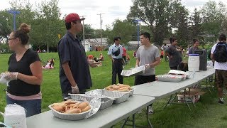 Annual BBQ raises awareness about Tamra Keepness