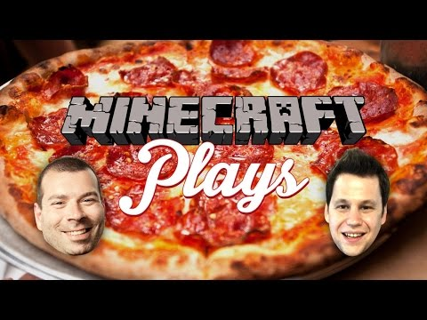 Building a Ginormous Pizza in Minecraft (Pt. 4) - IGN Plays - UCKy1dAqELo0zrOtPkf0eTMw