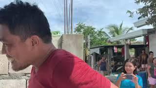 BIRTHDAY CELEBRANT NG TARLAC LUBOS ANG PASASALAMAT SA KANYANG SORPRESA