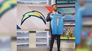 Jerry Tillery looking to make an impact in the NFL during his rookie season