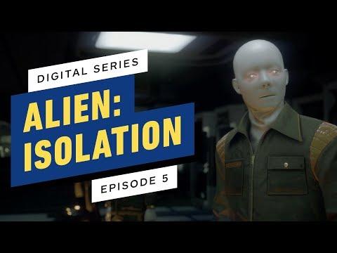 Alien: Isolation Digital Series - Episode 5 - UCKy1dAqELo0zrOtPkf0eTMw