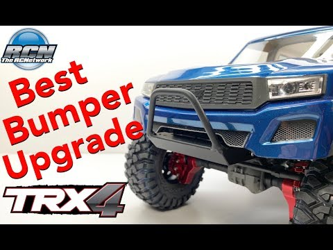 Best Scaler Bumper Upgrade!  Traxxas TRX-4 Sport Modified - UCSc5QwDdWvPL-j0juK06pQw