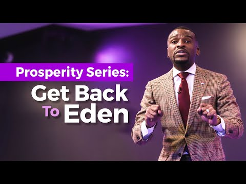 PROSPERITY SERIES - GET BACK TO EDEN  ISAAC OYEDEPO