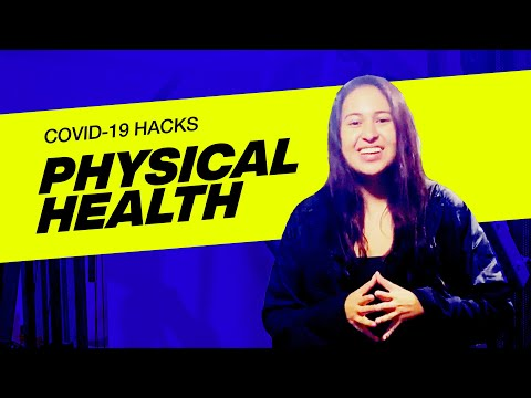 VOUS COVID-19 Hack - Physical Health with Genesis Reyes