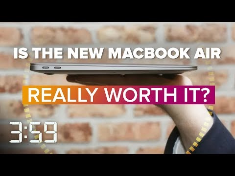 Is the new MacBook Air really worth it? (The 3:59, Ep. 486) - UCOmcA3f_RrH6b9NmcNa4tdg