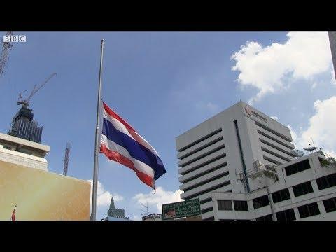 Chính phủ Thái Lan treo cở rủ tưởng niệm Chủ tịch Trần Đại Quang - BBC News Tiếng Việt