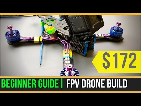 Beginner Guide // How To Build Budget Cinematic Freestyle FPV Drone 2019 - UC3c9WhUvKv2eoqZNSqAGQXg