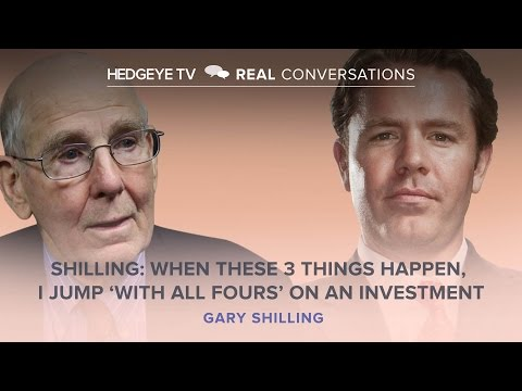 Shilling: When These 3 Things Happen, I Jump 'With All Fours' On an Investment - UCkDxvN-bcxsKkvJ3yyiGSVQ