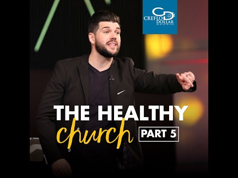 The Healthy Church Pt.5 - Saturday Service