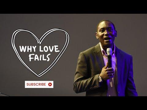 Why Love Fails / Pastor Seun Afolayan / The Elevation Church / 8, September 2021
