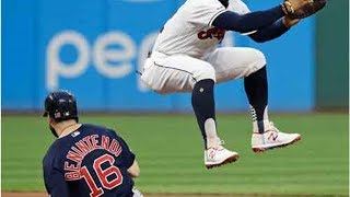 Indians top Red Sox on Santana walk-off | The Manila Times