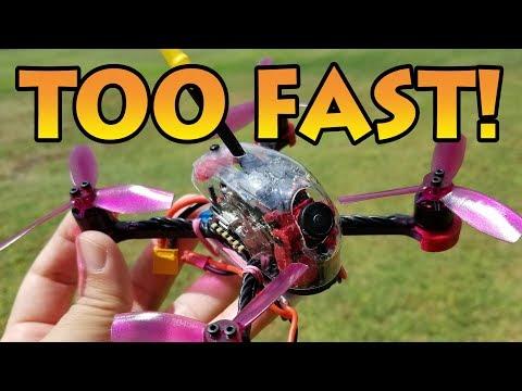 Micro Drones 101 🚁#35⚡ Spintech Race-1 ⚡🔥😲 - UCnJyFn_66GMfAbz1AW9MqbQ