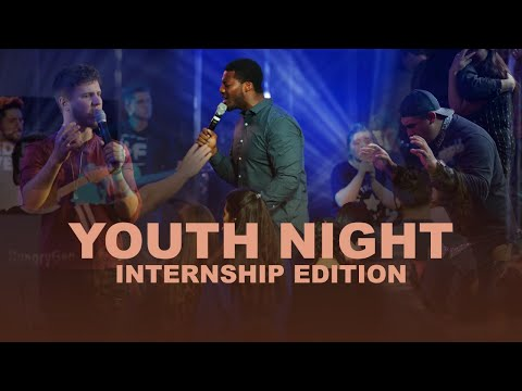 Youth Service  Internship Edition  November 20th