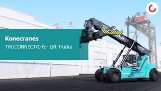 Konecranes TRUCONNECT® for Lift Trucks