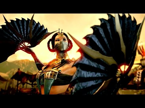 Mortal Kombat X - Kitana Konnections Trailer - UCKy1dAqELo0zrOtPkf0eTMw