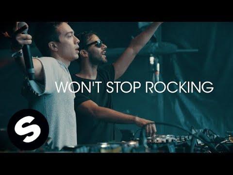 R3hab & Headhunterz - Won't Stop Rocking (Official Music Video) - UCpDJl2EmP7Oh90Vylx0dZtA