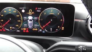 Reset pneumatici Mercedes Classe A-180 RHD