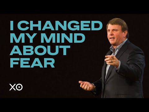 I Changed My Mind About Fear  Jimmy Evans