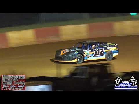 Crate Sportsman Feature - Lancaster Motor Speedway 5/29/21 - dirt track racing video image