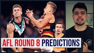 AFL Round 8 Predictions | 2019