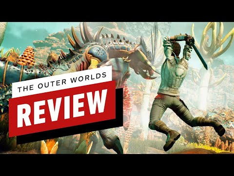 The Outer Worlds Review - UCKy1dAqELo0zrOtPkf0eTMw