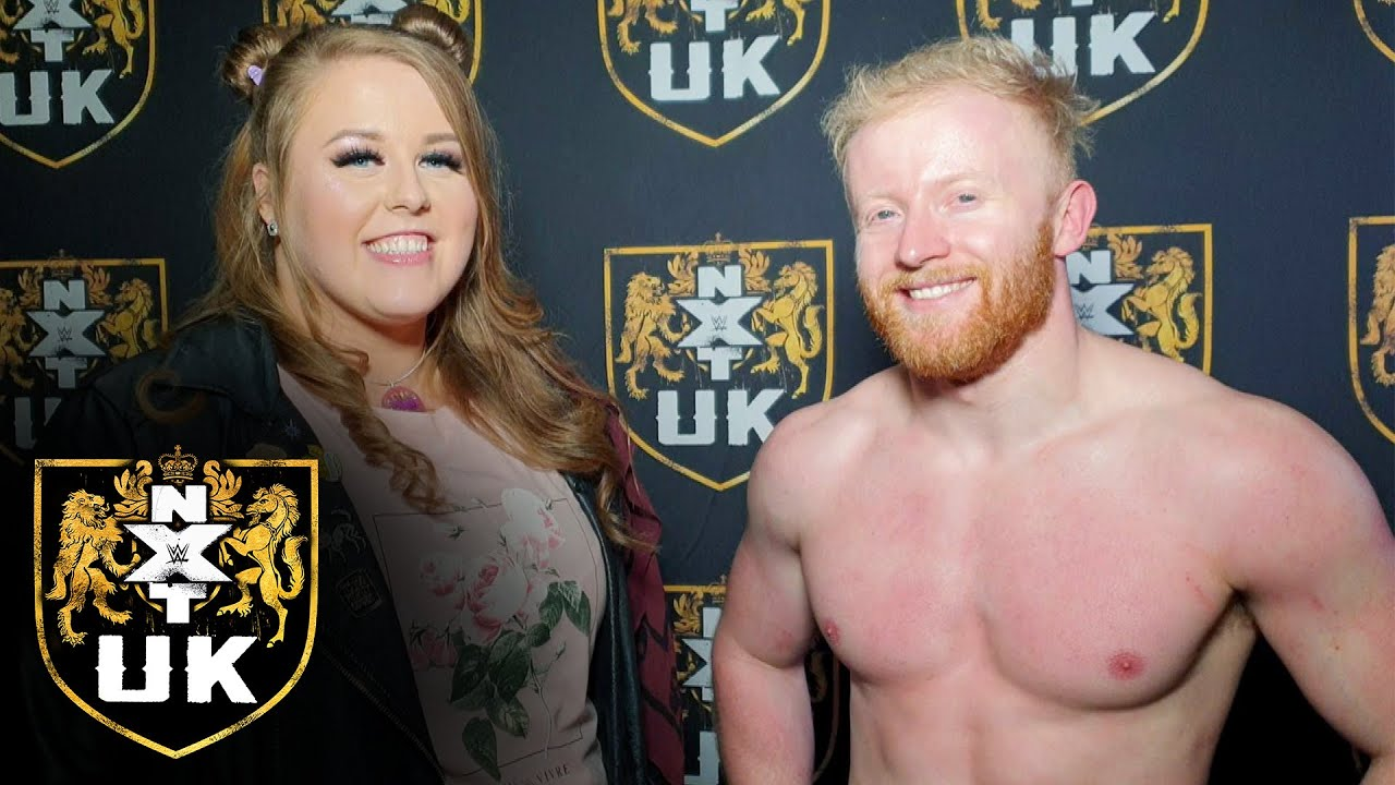 Jack Starz is elated after breakthrough victory: NXT UK Exclusive, April 15, 2021